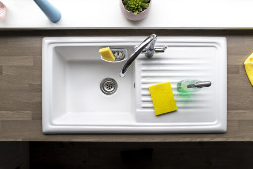 What Added Features Should You Choose When Installing a New Sink?